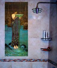 Art Waterhouse Circe Invidiosa Art Mural Ceramic Backsplash Bath Decor Tile #82