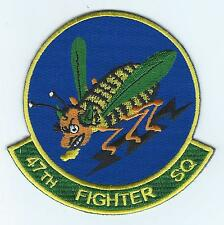 47th FIGHTER SQUADRON !!NEW!! patch
