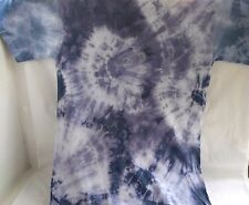 NICE NEW/UNUSED 2-TONE TIE DYED T-SHIRT - HANES COMFORT SOFT 100% COTTON S/P/CH