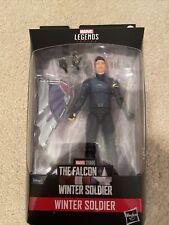 Marvel Legends WINTER SOLDIER Falcon IN HAND Captain America BAF Flight Gear