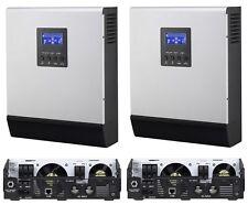 Parallelable SOLAR HYBRID INVERTER 8KW 10KVA DC48V PURE SINE WAVE CHARGER 110A
