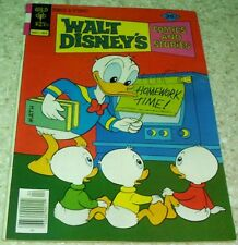 Walt Disney's Comics and Stories 451, (VF 8.0) Spare that Hair! 50% off Guide