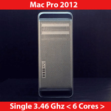 Mac Pro 2012 | 3.46GHz 6-Cores | 32GB | 500GB SSD + 2TB | nVidia 780 Ti 3GB