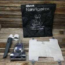 Shark Navigator Vacuum Cleaner Attachment Accessory Bag, Nozzle, Pet Hair Brush