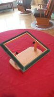 Rug Hooking Frame Lap Model