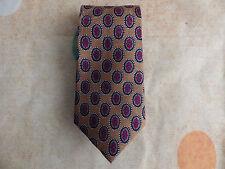 burberry tie medallion rare