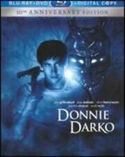 Donnie Darko: The Directors Cut (Blu-ray Disc, 2011, 4-Disc Set, 10th Anniversary Unrated Directors Cut Includes Digital C)