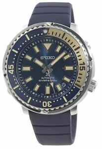 Seiko Men's Prospex Street Series Automatic Blue Dial Watch - SRPF81K1 NEW
