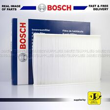 BOSCH CABIN POLLEN FILTER M2272 FITS SEAT SKODA CITIGO VW LOAD UP OE QUALITY