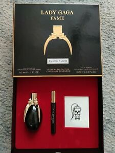 *BRAND NEW* Rare and Discontinued 2012 Lady gaga Fame Perfume Gift Set.
