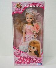 Takara Tomy Licca LD-05 Floral Wedding Fashion Doll