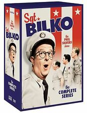 Sgt. Bilko The Phil Silvers Show Complete Series DVD Box Set Visa/MC Pay only