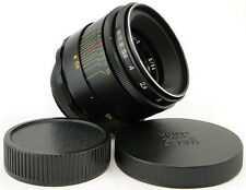 NEW! HELIOS 44-2 58mm f/2 Russian USSR Lens Screw Mount M42 Canon EOS Sony A 7 9