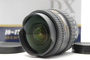 [MINT in BOX] Tokina AT-X 107 DX AF 10-17mm f/3.5-4.5 Fisheye for Nikon Japan