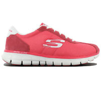 Skechers Synergy Case Closed Flex 2.0 Damen Sneaker Schuhe Memory Foam 11974-PNK