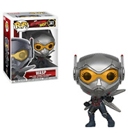 Funko Pop Marvel: Ant-Man & The Wasp - The Wasp Collectible Figure, Multicolor,