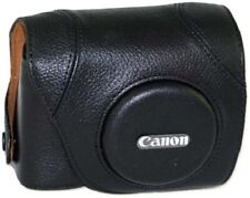 Canon PSC-5200 Deluxe Leather Case for Canon PowerShot G10 Digital Camera in Box