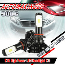 9007 HB5 35W Xenon Conversion HID Kit 6000K Diamond White Bulb Fit High Low K688