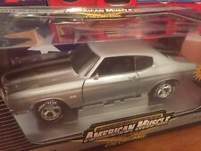 Ertl 1:18 1970 Chevy Chevelle SS454 1 Of 2500 Item 33755