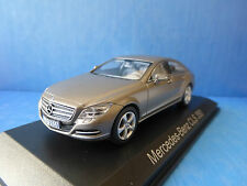 MERCEDES BENZ CLS 350 CGI 2010 MANGANIT GREY NOREV 351300 1/43 NEW DIE CAST