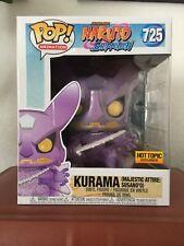 Funko Pop! #725 6� Naruto Shippiden Kurama Majestic Attire Susano'o