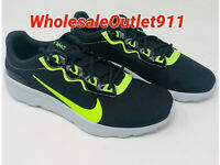 New Explore Strada Size 9 Sneakers Shoes Men's Black Volt Running LIGHTWEIGHT