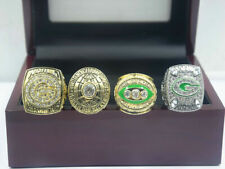 4 PCs 1966 1967 1996 2010 Green Bay Packers World Championship Ring --//