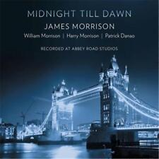 JAMES MORRISON MIDNIGHT TILL DAWN CD NEW