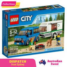 Lego City Van and Caravan (60117)