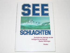 Seeschlachten, Geschichte der Seekriege, Eberhard Urban/Kristiane Müller