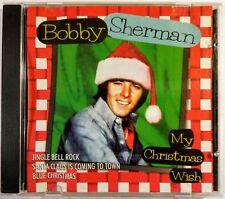 Bobby Sherman My Christmas Wish 741914806325