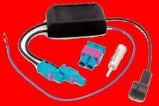 Double antenne VW GOLF JETTA PASSAT Adaptateur > ALPINE CLARION Sony JVC PIONEER