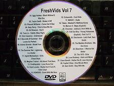 FRESHVIDS VOL 7 MUSIC VIDEO DVD IGGY AZALEA TOVE LO MAGIC KIM CESARION ECHOSMITH