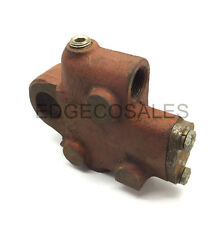 More details for hydraulic oil cooler by-pass valve fits new holland
