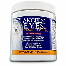 Angels Eyes Natural Tear Stain Soft Chew 8.5oz Approx. 120 Chews