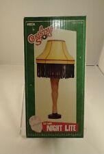 "Neca A Christmas Story 8.5"" Night Light Leg Lamp Nite Lite"