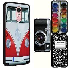 for LG Stylo 4/4 Plus(Black) Slim Flexible TPU Skin Phone Case Cover-H
