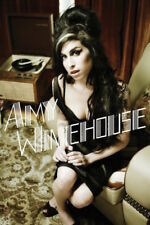 AMY WINEHOUSE - HI FI - POSTER - 24 In x 36 In - WRAPPED