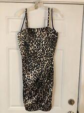 Guess leopard Dress, Size 12