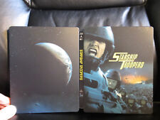 Starship Troopers Blu-Ray Steelbook [UK] Great Condition Region Free