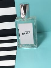 Philosophy AMAZING GRACE Perfume Splash Dabber Fragrance .33 oz MINI New