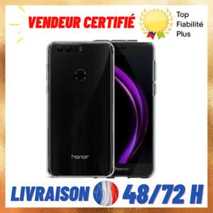 """HUAWEI HONOR 8 32 Go DOUBLE SIM FRD-L09 5,2"""" Android 7 RAM 4 Go Noir désimlocké"""