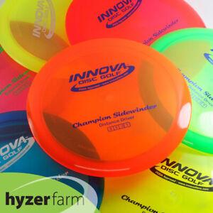 Innova CHAMPION SIDEWINDER *pick weight and color* Hyzer Farm disc golf driver