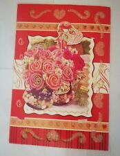 HANDMADE Happy VALENTINE'S DAY CARD, Greeting Card By, 3D PICTURES CARDS