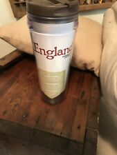 New listing Starbucks England Avrylic Travel Coffee Cup Tumbler Global Icon Series 12oz Rare