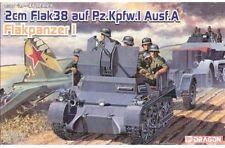 Dragon 1/35 2cm Flak38 auf Pz.Kpfw.I Ausf Flakpanzer I