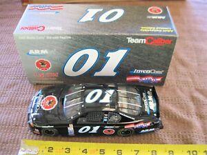 1:24 SCALE 2000 TEAM CALIBER NASCAR DIE-CAST CAR #01 FRIENDS OF THE NRA 1/5,508