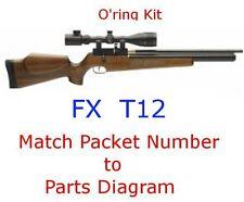 FX T12 O'ring Kit