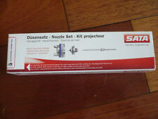 Genuine Sata jet 3000 B 1,2 RP Nozzle set New, Satajet, #132365, w/ Original Box