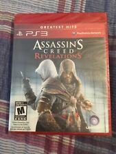 SEALED Assassin's Creed: Revelations (Sony PlayStation 3, 2011)